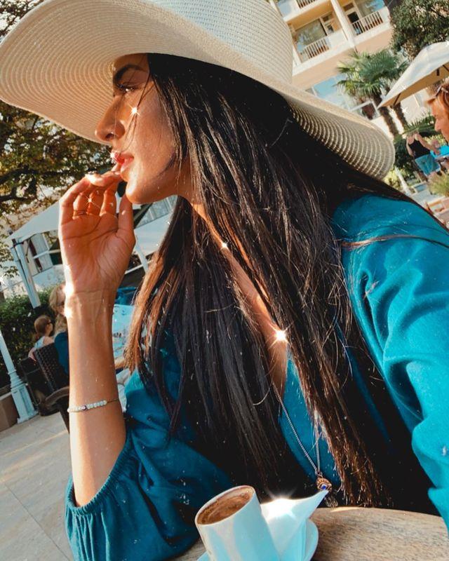 Sadia Khan Spending Quality Time In Dubai