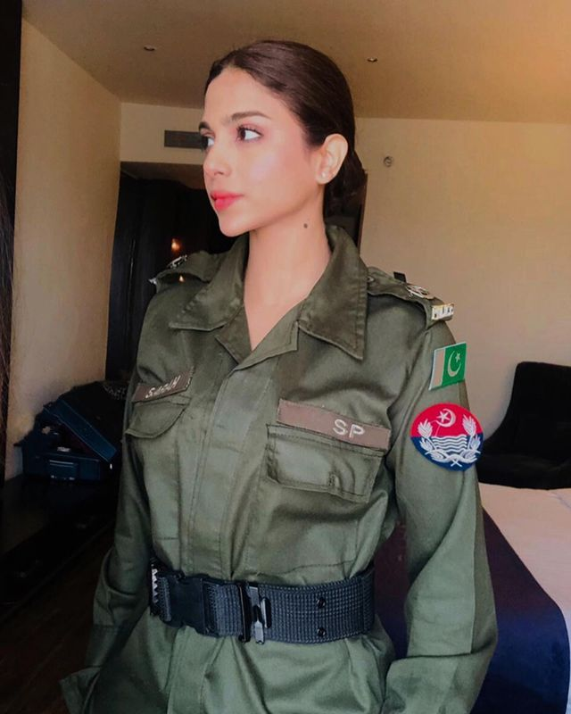 Exciting Details About Sonya Hussyn's Upcoming Project