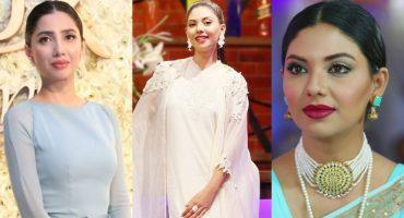 Fans Say Mahira Khan Looks Like Sunita Marshall