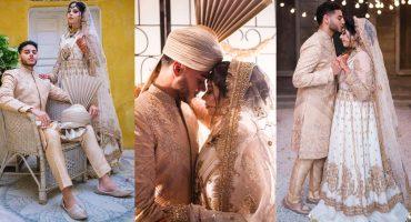 YouTuber Sunny Jafry's HD Wedding Portraits