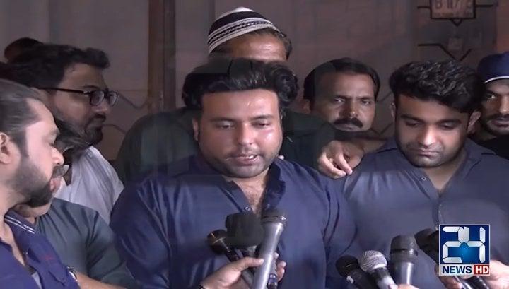 Umer Sharif's Son Revealed His Last Wish