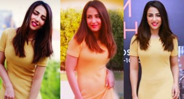 Ushna Shah's Latest Pictures Garner Criticism