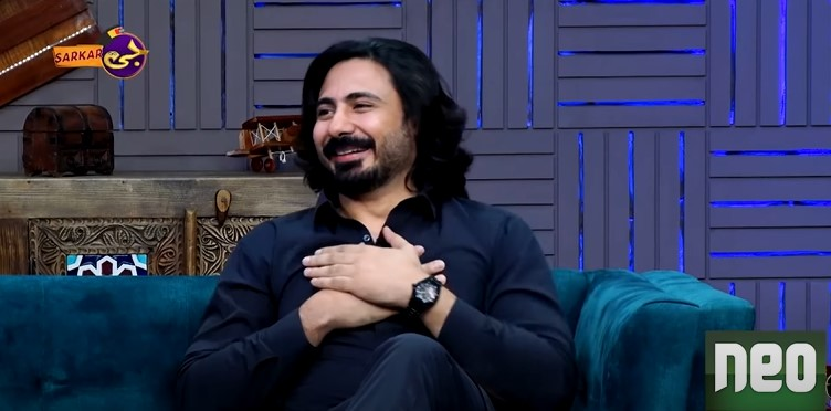 Wali Hamid Khan Jesting About His Love Life