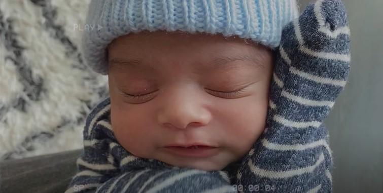Zaid Ali's Son Izyan Ali - Adorable Pictures And Videos