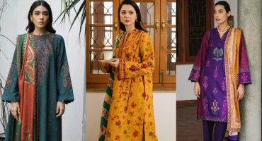 Zara Shahjahan Winter Collection'21 - Pictures And Prices